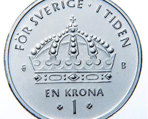En Svensk en-krona